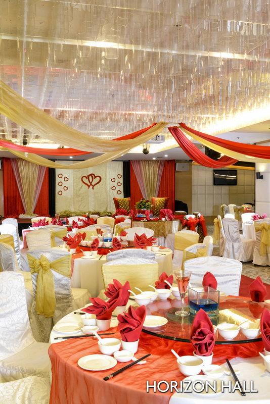 Where business meets elegance horizon hotel kota kinabalu horizon hall 2 junglespirit Images